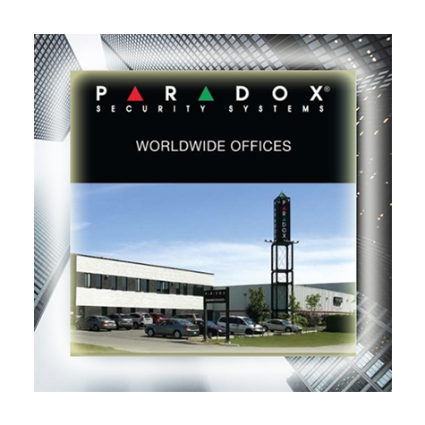 Alarm Paradox Security Systems LTD